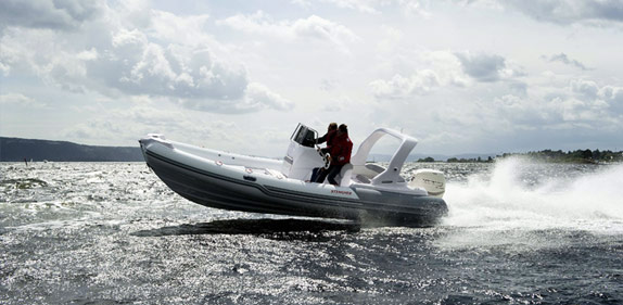 Stingher 22` DIABLO Mercury Verado 250 PS